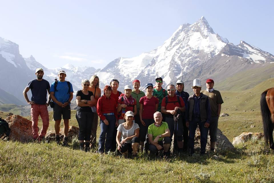 горный туризм в Таджикистане