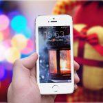 Новогодние приложения для смартфона