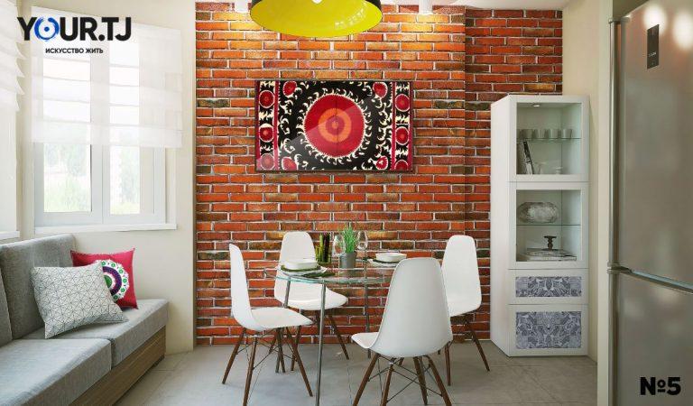 Скандинавский минимализм с таджикским акцентом. Идеи для дизайна квартиры, которые тебя вдохновят