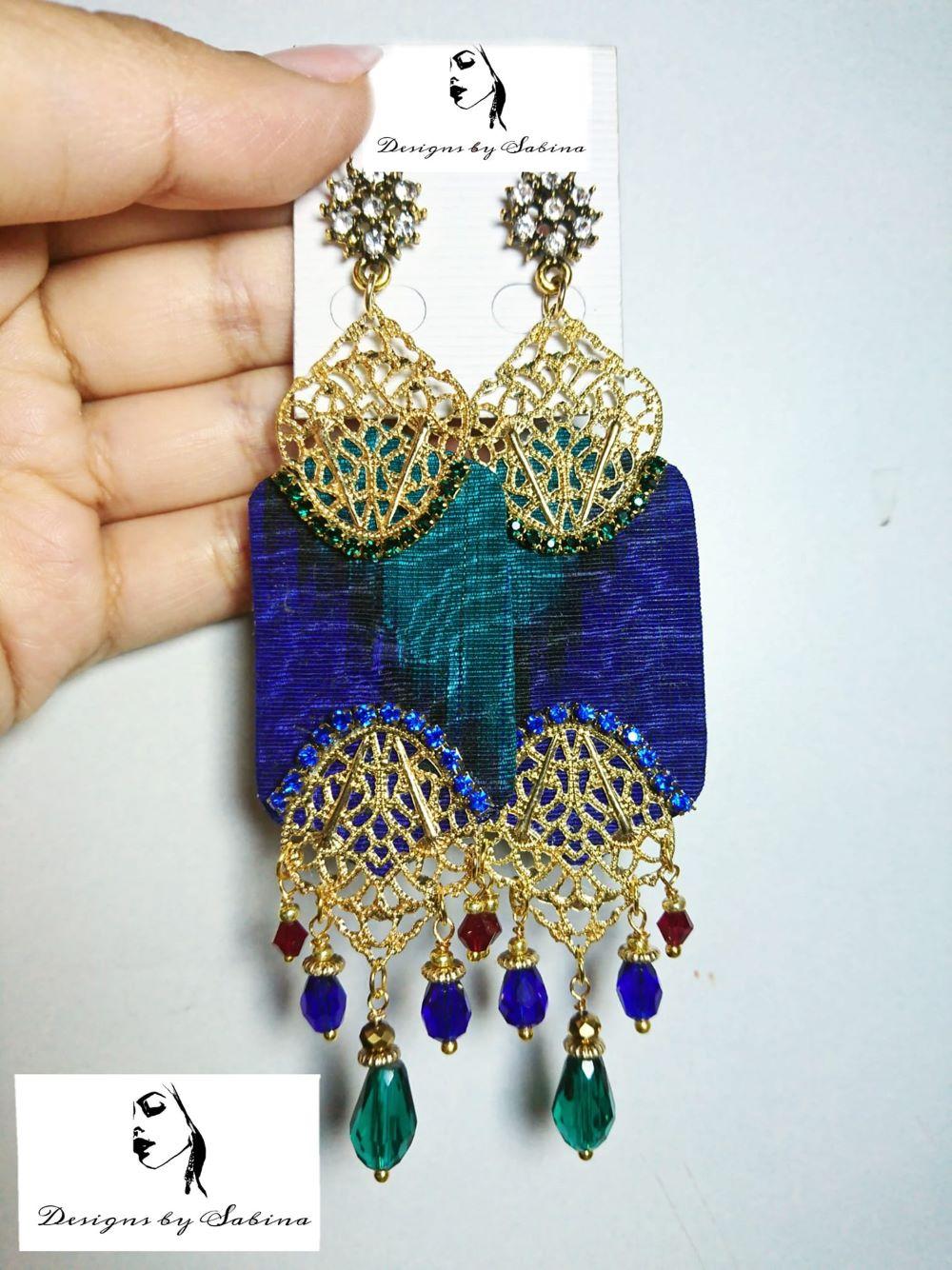 Таджикские украшения
