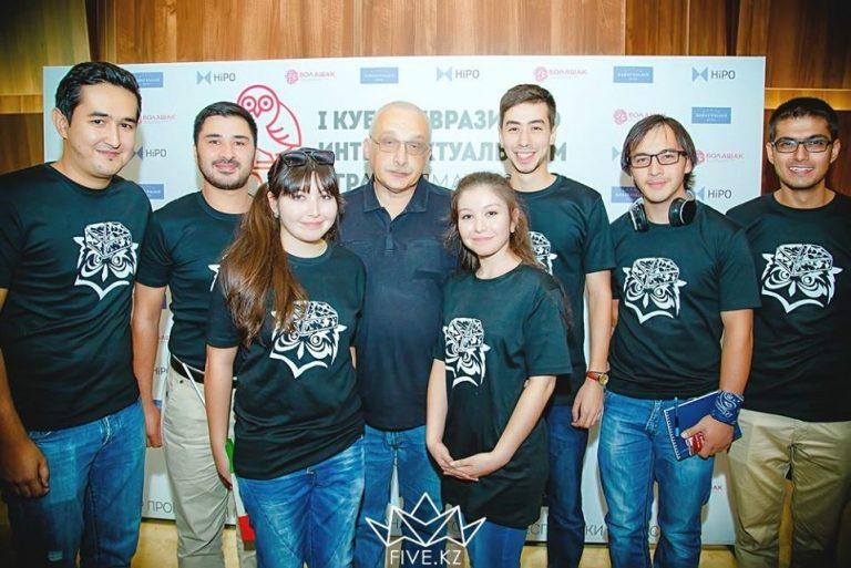 Что Где Когда в Душанбе
