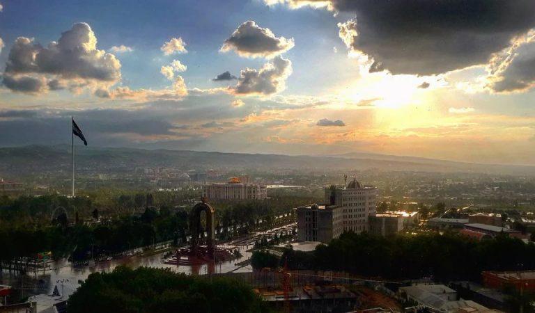 Коротко о том, что происходит в Таджикистане прямо сейчас