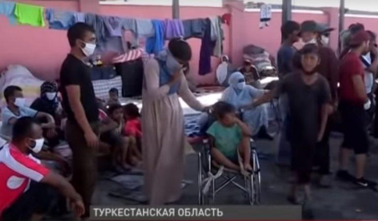 Около двухсот таджикистанцев застряли на казахско-узбекской границе. Два месяца они под навесом и на бетонном полу. Коротко о самом главном за сегодня