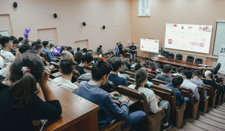 Как поступить в российский ВУЗ из Таджикистана в режиме онлайн?