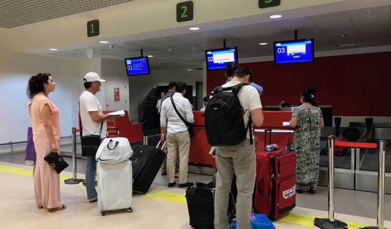 Авиабилеты из Душанбе в Москву подешевели почти на 40%. Но только у российских компаний