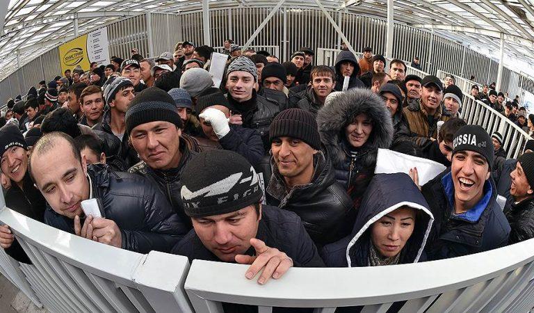 В России до 30 сентября продлили срок временного пребывания мигрантов. Их не будут выдворять
