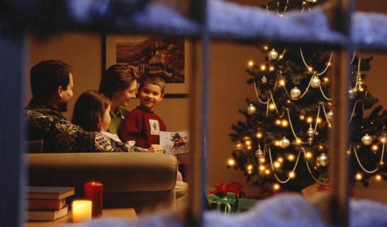 Как встретить Новый год в кругу семьи?