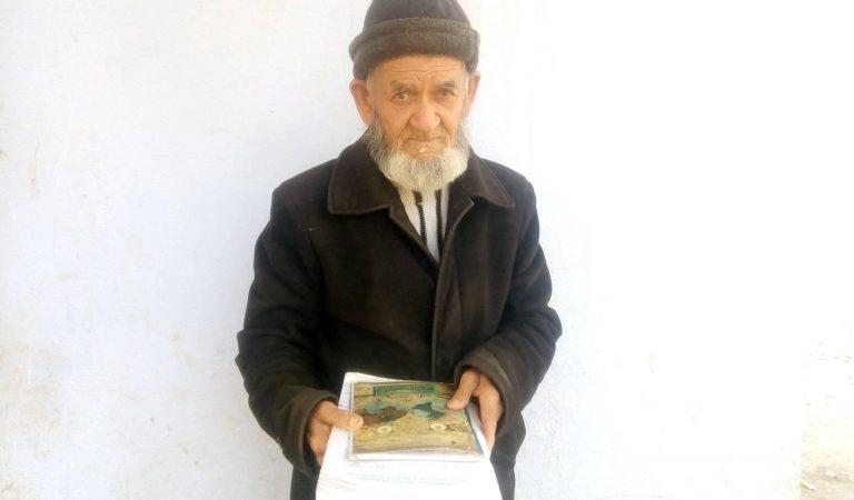Диплом как смысл жизни. Как бобои Гулом из Таджикистана хочет попасть в Книгу рекордов Гиннеса?