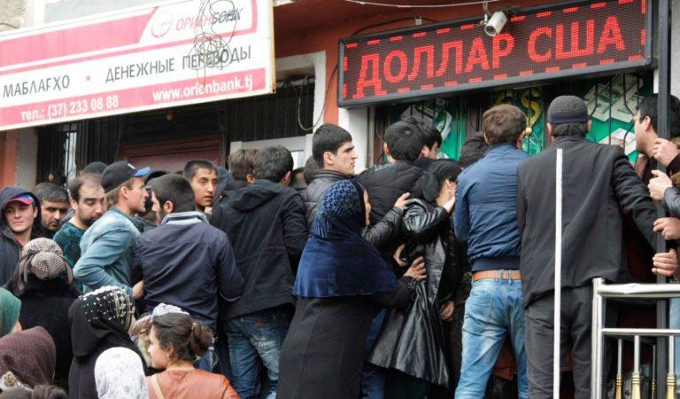 Почему не выдержали системообразующие банки Таджикистана? Из первых уст
