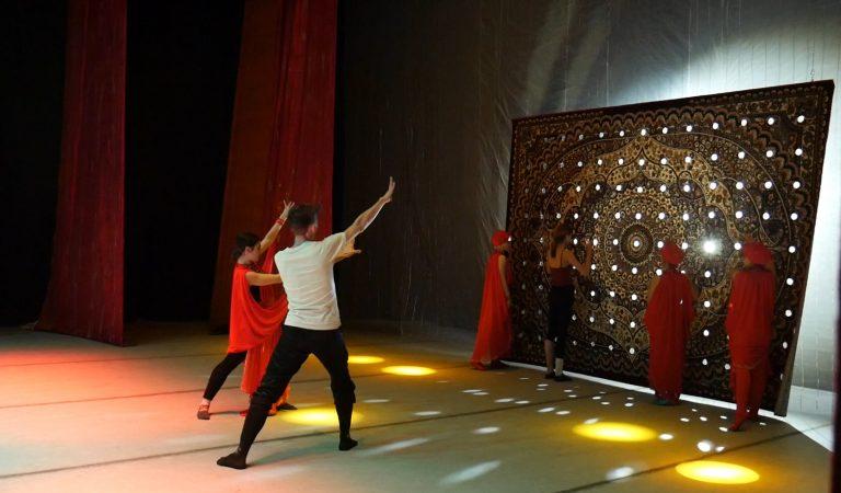 Другой балет. Каким будет представление в стиле модерна в Душанбе