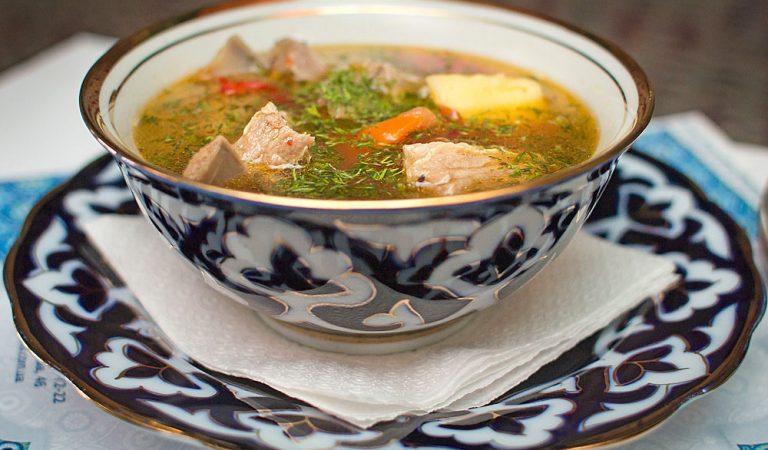 ТОП-7 первых блюд, которые готовят в Таджикистане