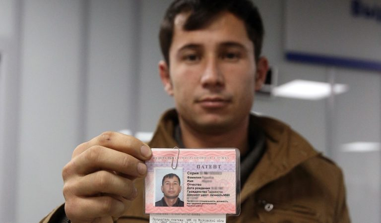 Патент в России для мигранта. Сможете ли вы его получить? Пройдите наш тест