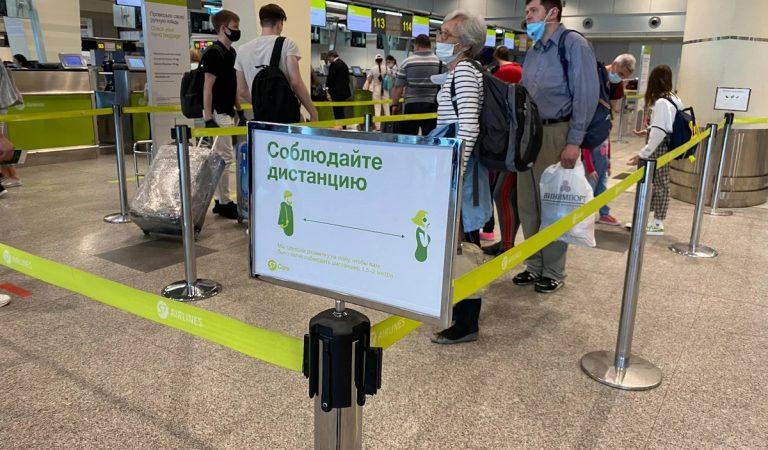 Гражданам Таджикистана разрешили въезжать в Россию с бумажным ПЦР-тестом. Но это временно