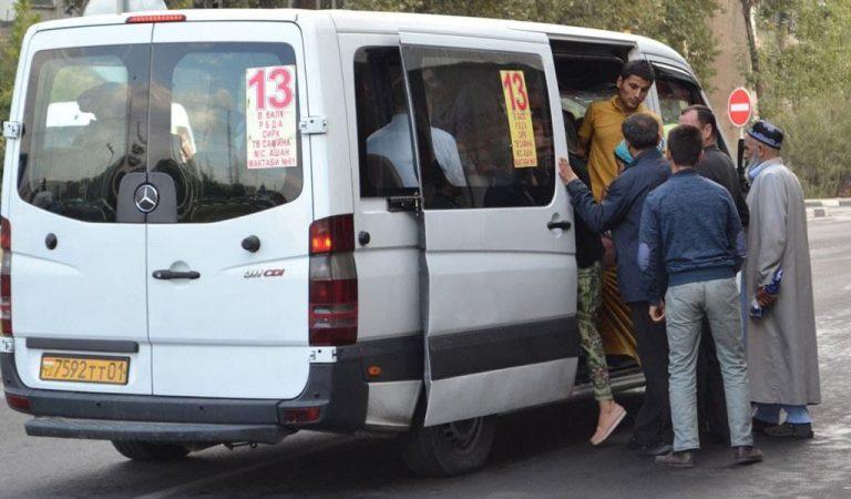 Нархи роҳкиро дар нақлиёти мусофиркашонии шаҳри Душанбе расман қиммат мешавад