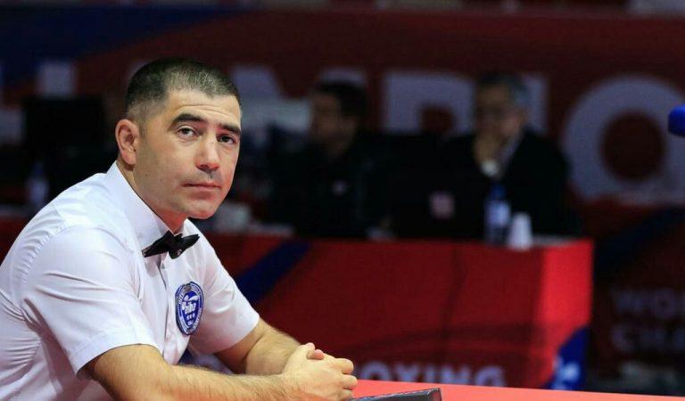 Три звезды рефери. Как таджикский судья по боксу Мансур Мухиддинов попал на Олимпиаду в Токио