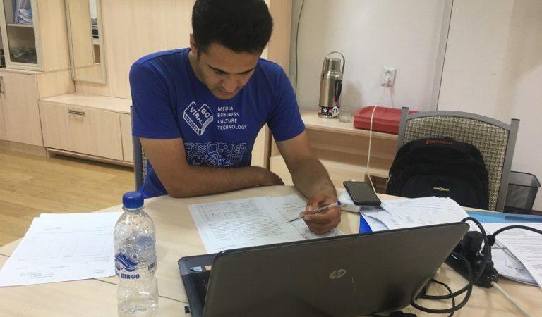 Идея в пандемию. Как молодой человек открыл аутсорсинговую компанию в Таджикистане