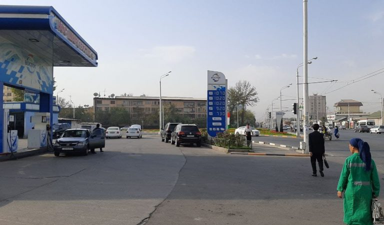 Стоимость сжиженного газа в Таджикистане дешевеет. Но от бензина этого ожидать не стоит