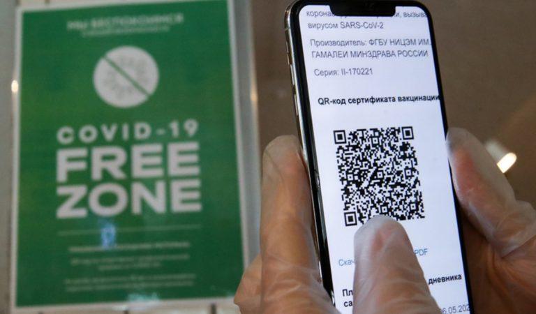 Почти по всей России вводятся QR-коды о вакцинации. Что делать тем, кто вакцинировался в Таджикистане?