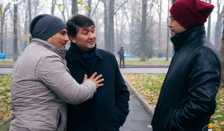 «Один на миллион». Почему таджикский режиссер взялся за съемки фильма о Саидмуроде Давлатове?